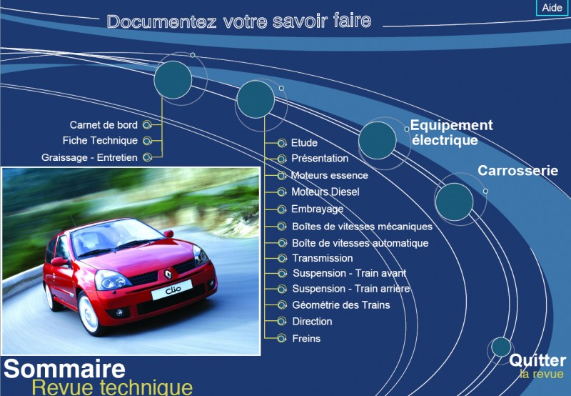 les documents officiels de nos clios topic officiel clio clio rs renault forum marques. Black Bedroom Furniture Sets. Home Design Ideas