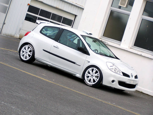 Clio Iii Rs Cup Ou Trophy Clio Clio Rs Renault