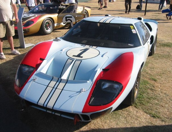 FordGT40front