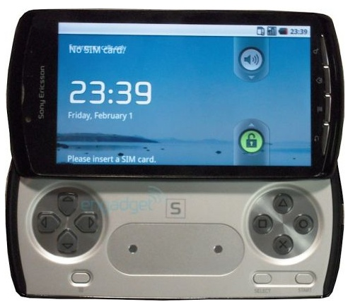 XperiaPlay