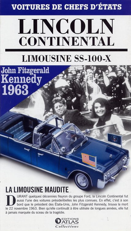 N1LincolnContinentallimousineSS100XJFK1963