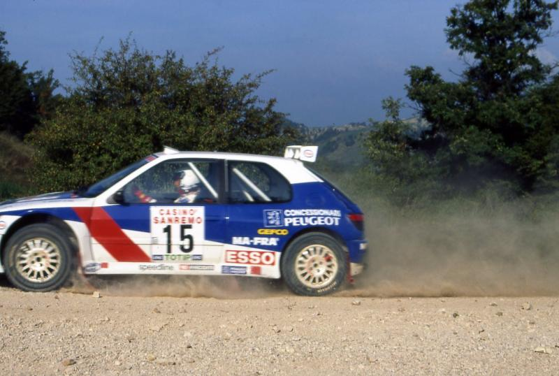 1995 PEUGEOT 306 KIT-CAR BEGUIN SAN-REMO 1