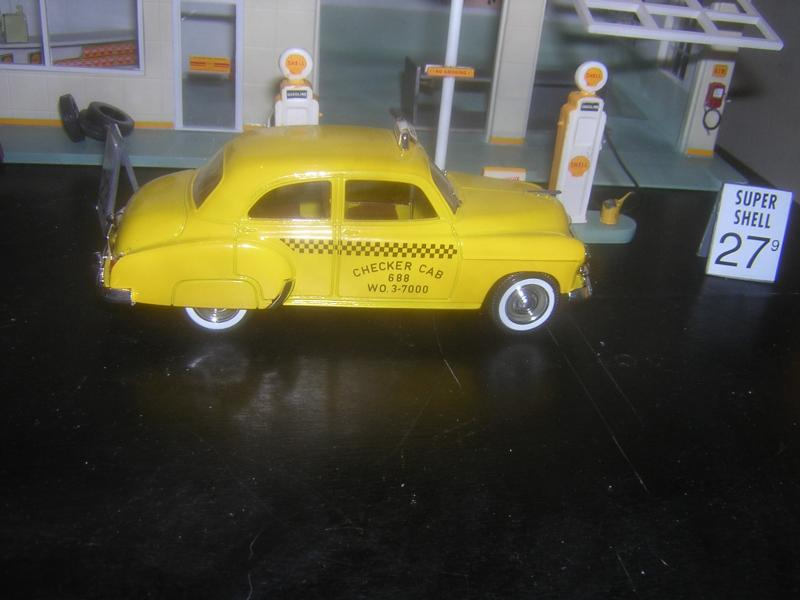 chevrolet 50 taxi