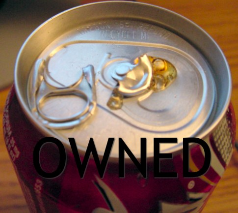 owned soda
