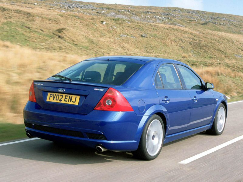 FordMondeo​ST220Hatch​back