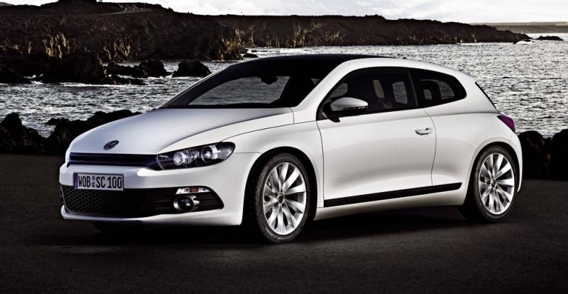 VW_Scirocco_Front