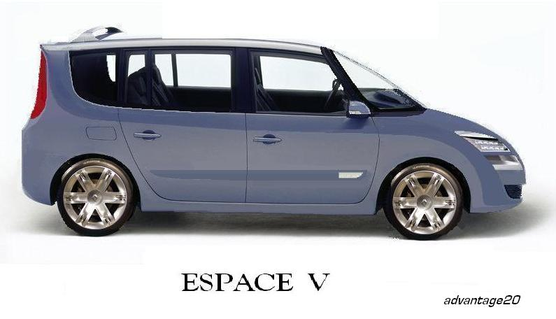 [Sujet officiel] Les photoshops de l'époque - Page 5 Renaultespacev