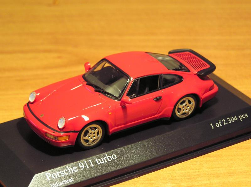 964 turbo rge