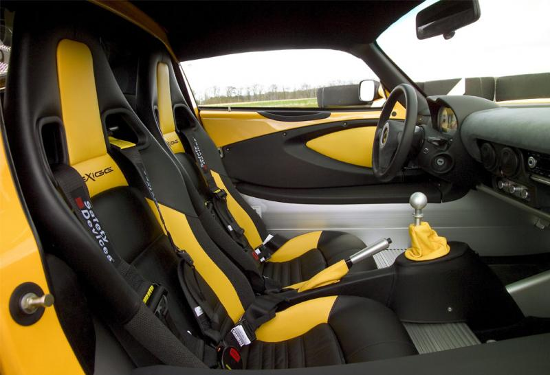 INTERIEUR LOTUS EXIGE - 3