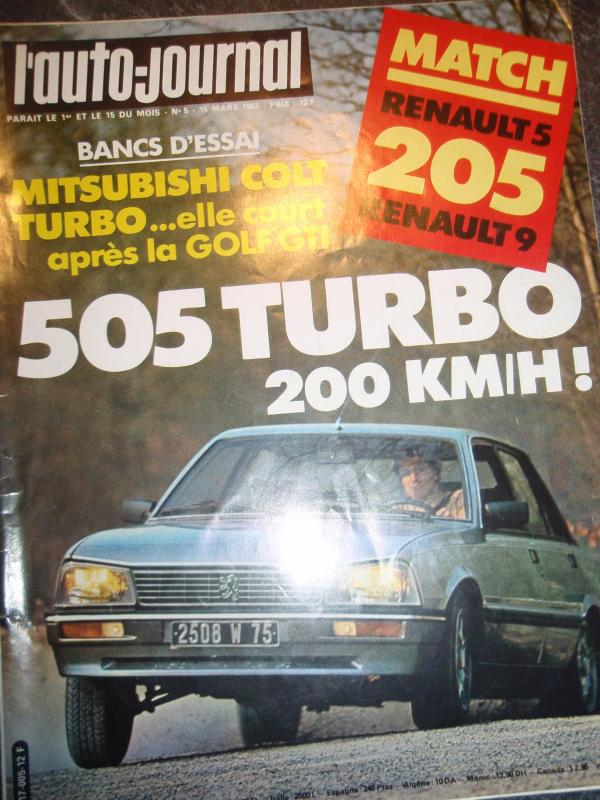 LAutoJournal1983031505Peugeot505TurboInjection150011