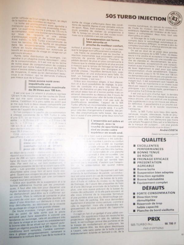 LAutoJournal1983031505Peugeot505TurboInjection15014
