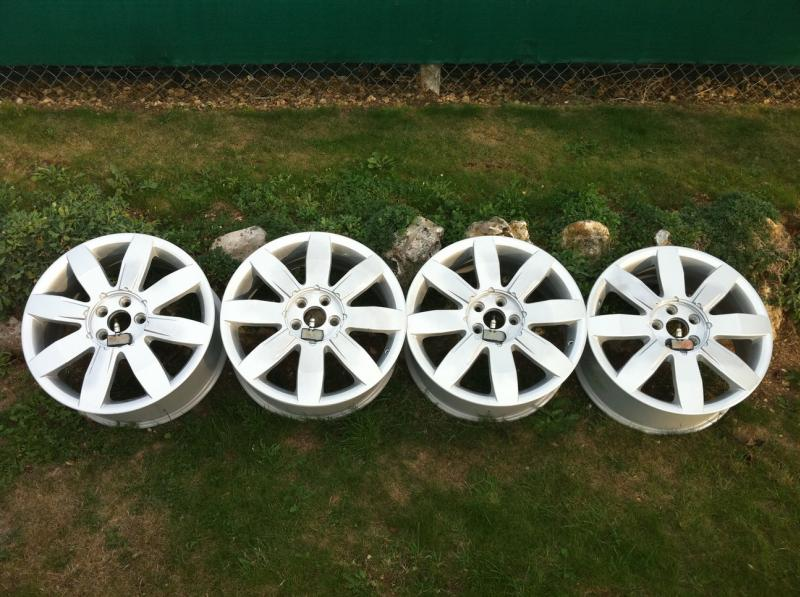4 Jantes Synthese Renault Sport Megane Ii Rs 225 Vendues