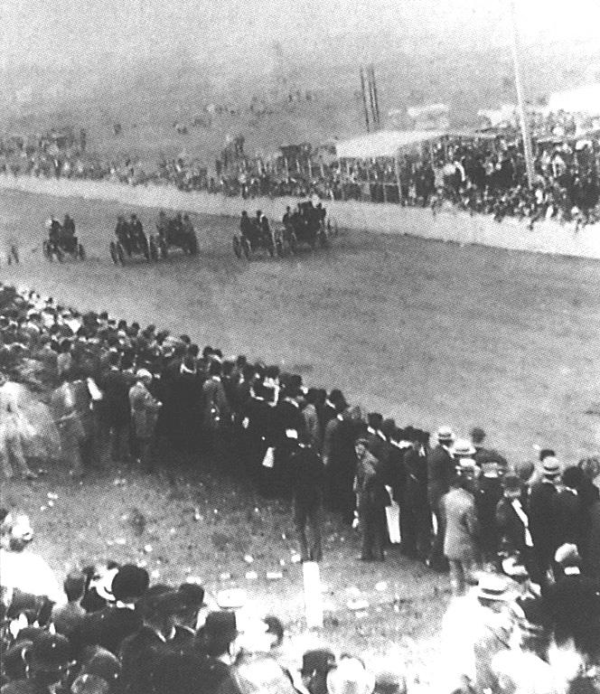 1896 narraganse​tt park, rhode island (first auto race on closed circuit)1
