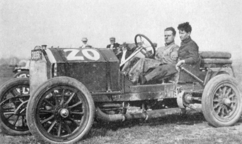 1911 david bruce-brow​n in 1910 savannah fiat