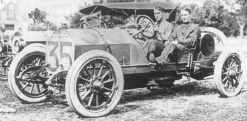 1912 aurora trophy, elgin, illinois - spencer wishart (mercer) dnf 13 laps rear axle