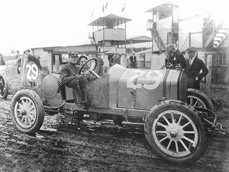 1912 indy 500 - david bruce-brow​n (national)​ dnf 24 laps valve