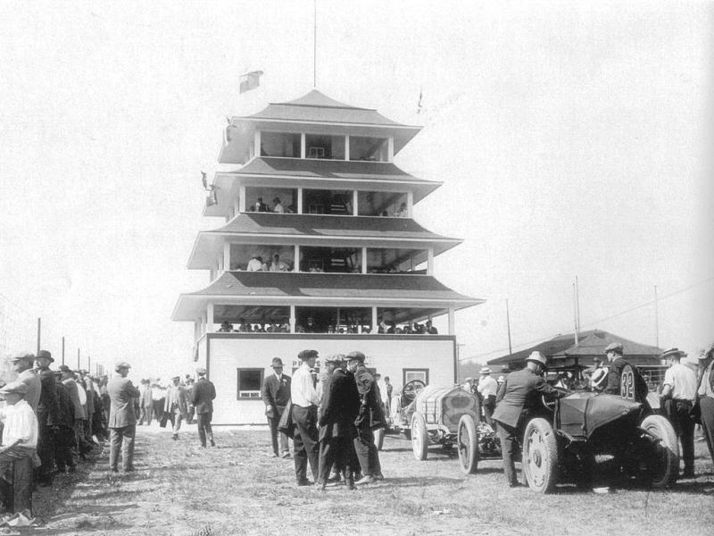 1913 indy 500 - 1911 winning marmon wasp 32-1912 winning national 8