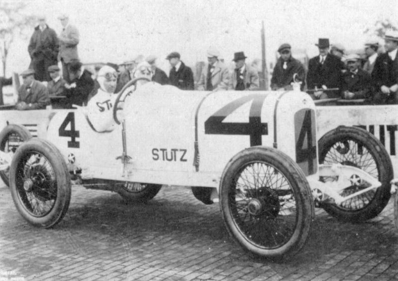 1915 indy 500 - earl cooper (stutz) 4th