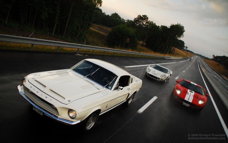 1206142601​1968Shelby​GT5001967F​ordGT40200​5FordGT
