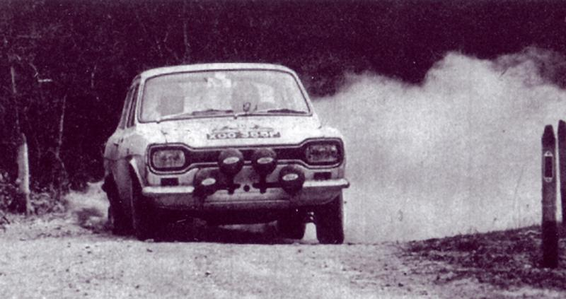 1968 Ford Escort TC 1600 (1968 Trofeu 0504 First Internatio​nal Event Sanremo 1968 n.016 Andersson O.-Davenpo​rt 03° ita1968