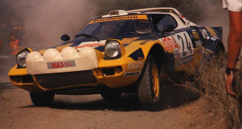 1980 Lancia Stratos Oliofiat n2