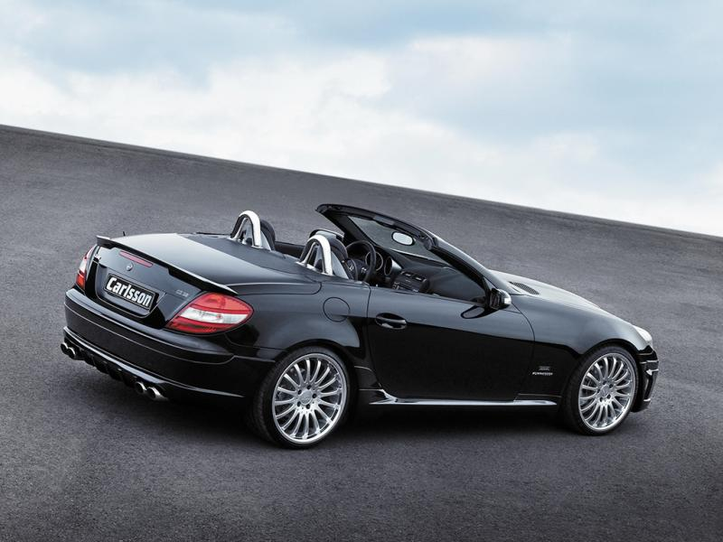 2006-Carlsson-CK35-based-on-Mercedes-Benz-SLK-350-Rear-Angle-Top-Down-1024x768