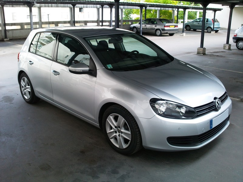 volkswagen golf vi  2008-2012   topic officiel