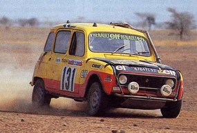 frere Marreau dakar 1979