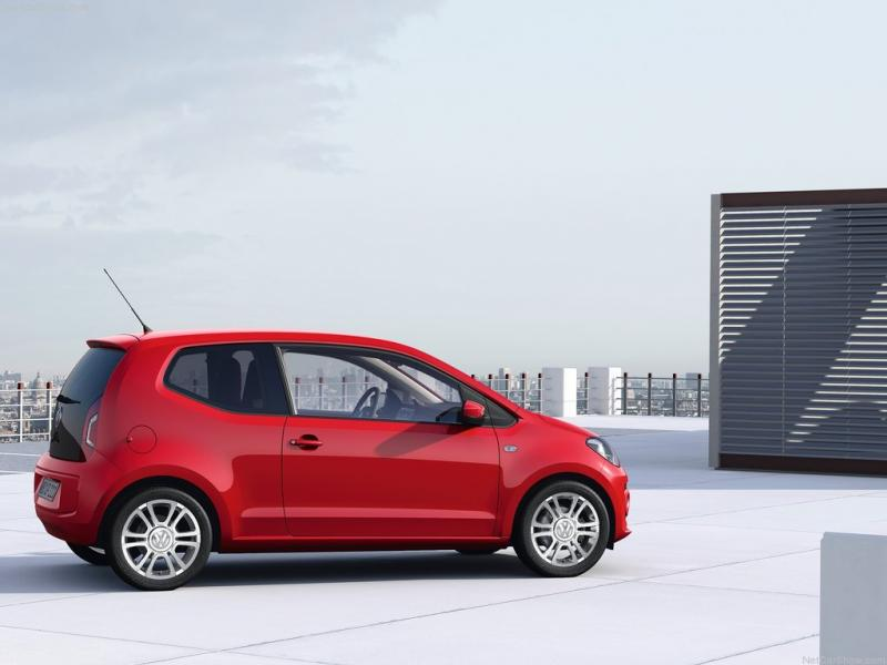 Volkswagen​Up3