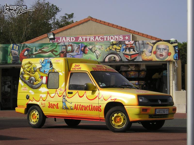 jard-attraction-express