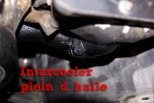 r u00e9paration intercooler  echangeur air  air fissur u00e9