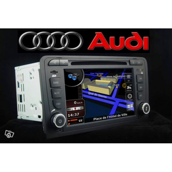 montage nouvelle autoradio gps audi a3 a3 audi forum marques. Black Bedroom Furniture Sets. Home Design Ideas