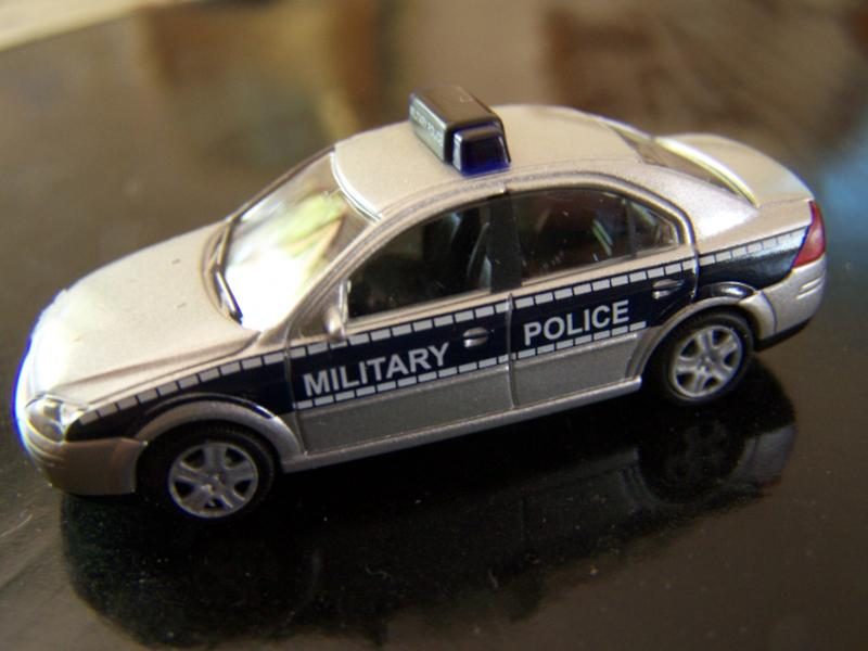 Ford Mondeo - Police Militaire US stationnee​ a Stuttgart (Rietze)