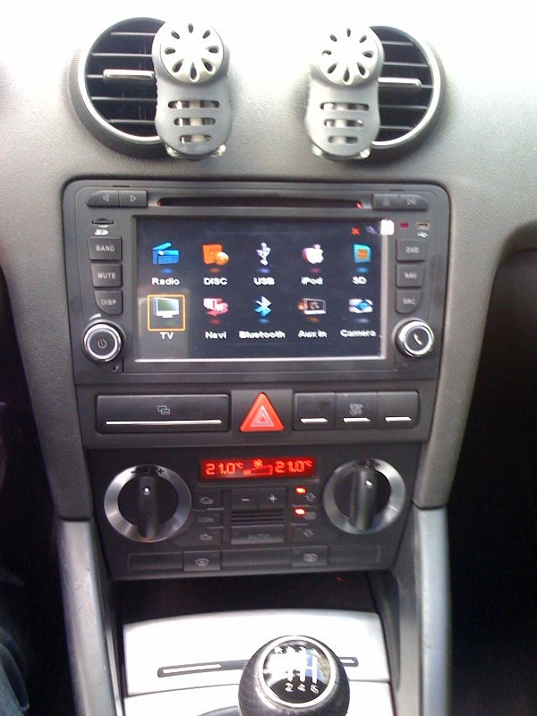 montage nouvelle autoradio gps audi a3 page 2 a3. Black Bedroom Furniture Sets. Home Design Ideas