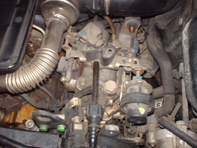 Quel pompe injection pour 306 peugeot m canique lectronique forum technique - Je vous joint ou joins ...