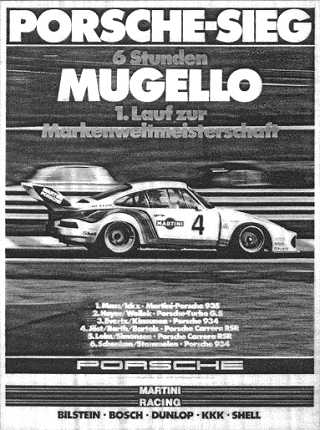 Porsche935​76MartiniM​ugello