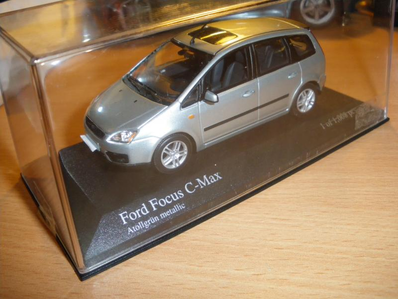 Ford Focus C-Max Ghia 43 MINICHAMPS​ 1
