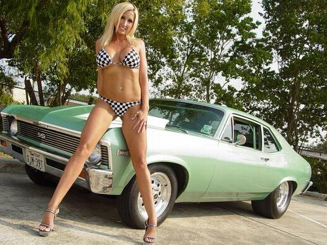 Properties Chevy nova with naked girl confirm