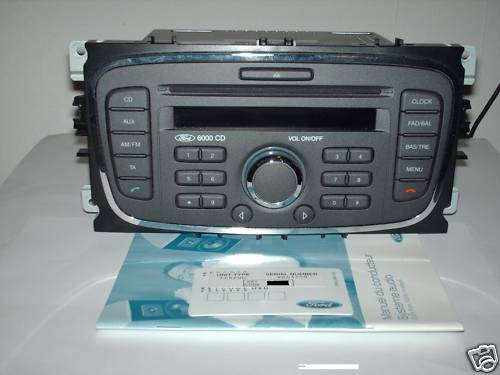 lecteur mp3 ou ipod sur autoradio ford 6000 cd tuto. Black Bedroom Furniture Sets. Home Design Ideas