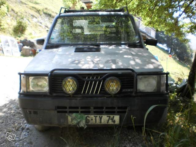 fiat panda 4x4 val d 39 isere 1989 page 4 les italiennes youngtimers forum collections. Black Bedroom Furniture Sets. Home Design Ideas