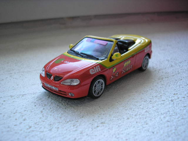 Renault Megane I Ph II cabrio Tour de France-Elf​i-1-43