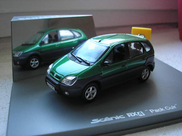 Renault Scenic Pack Cuir green-1-43