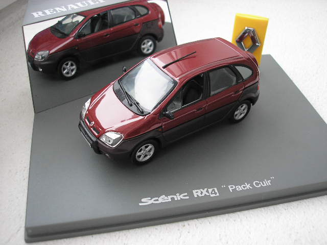 Renault Scenic RX4 Pack Cuir