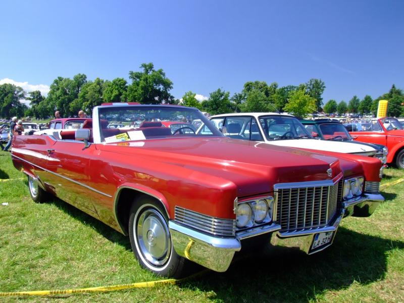 CadillacDeVille260PS19692