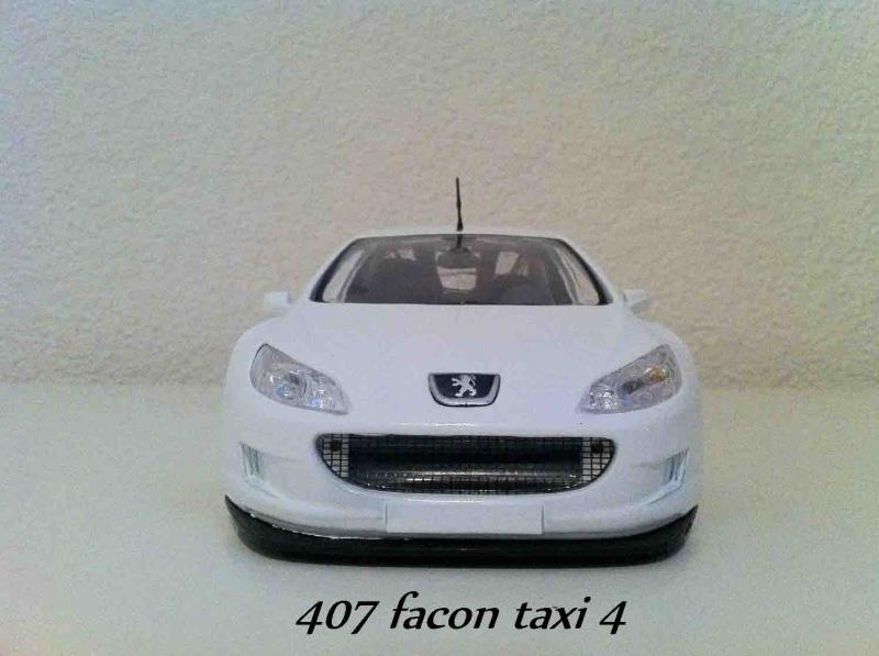 peugeot 407 facon taxi 4 (2)