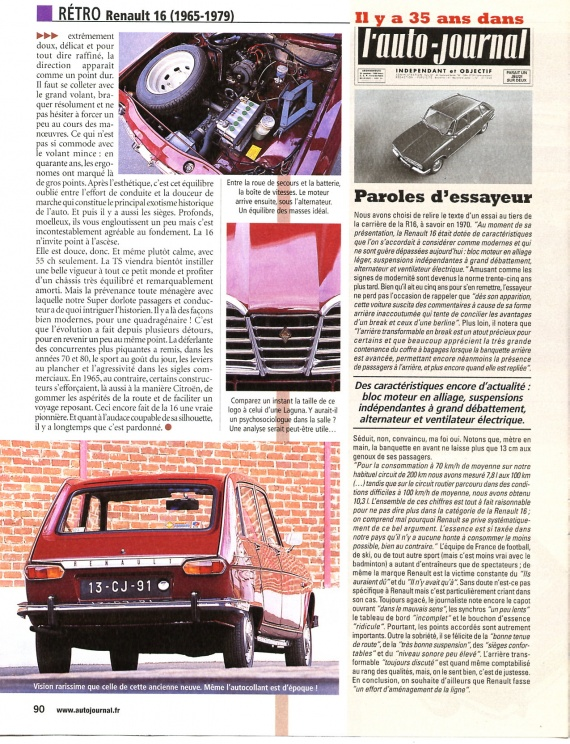 Auto Journal Page 5