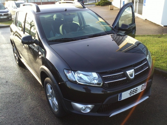 dacia sandero stepway topic officiel page 70. Black Bedroom Furniture Sets. Home Design Ideas