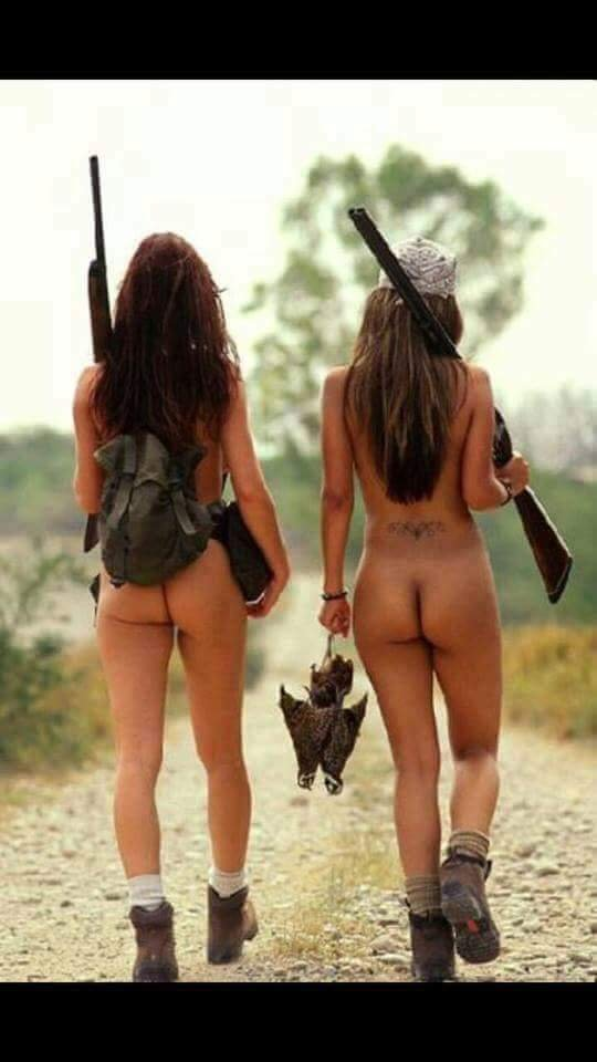 Chasseuses...