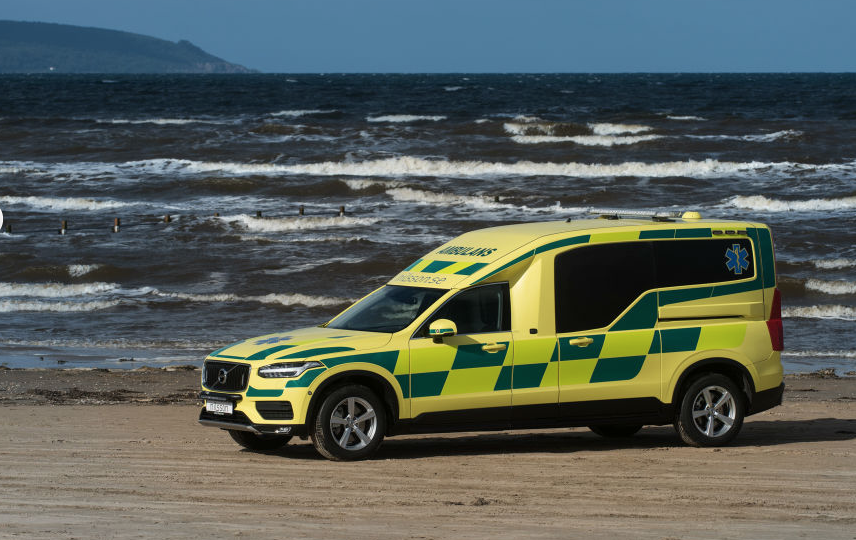 Xc90 Ambulance >> du corbillard à base de Volvo. [Le topic Officiel] - Volvo - FORUM Marques