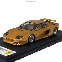 Ferrari Koenig Testarossa 710PS Twin Turbo Gold